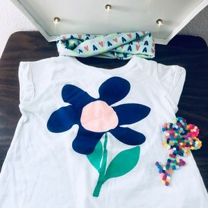 Other - Girls White TShirt Bundle
